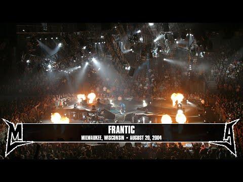 Metallica: Frantic (MetOnTour - Milwaukee, IL - 2004) Thumbnail image