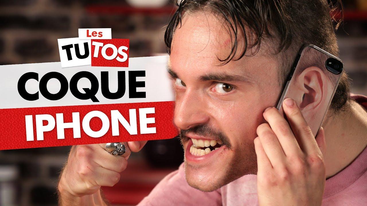 TUTO COQUE IPHONE