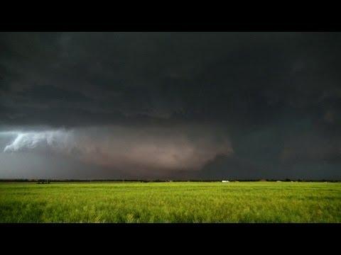 May 31, 2013 El Reno, Oklahoma EF-5 Tornado Timecoded video