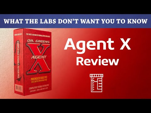 Dr. Greens Agent X Synthetic Urine Test And Review