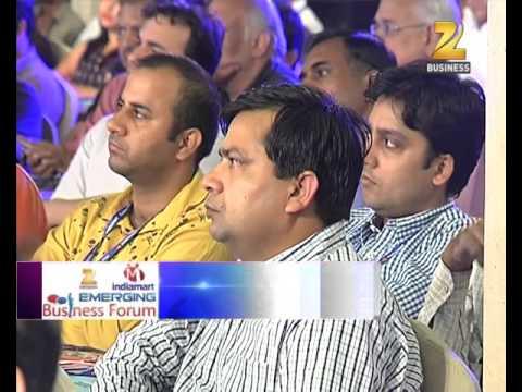 IndiaMART Emerging Business Forum, Jaipur session
