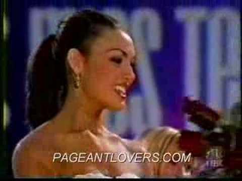 Miss Teen USA 2003 Farewell Walk&Crowning