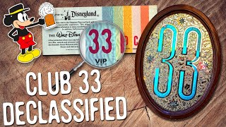 Yesterworld: The Origins of Club 33  Disneyland's Secret VIP Lounge that Changed the Parks Forever