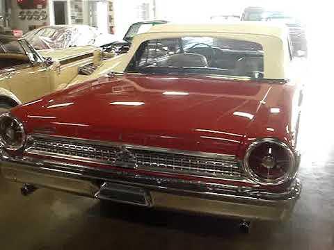 1963 FORD GALAXIE 500 XL CONVERTIBLE - NEW GALAXIE MODEL