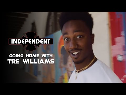 Exploring Riverside: Tre Williams Goes Home | Independent Trucks