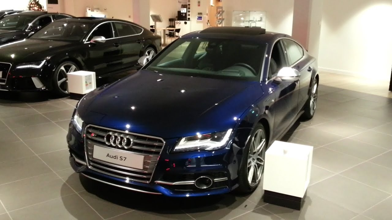 Audi S7 2014 In Depth Review Interior Exterior Youtube