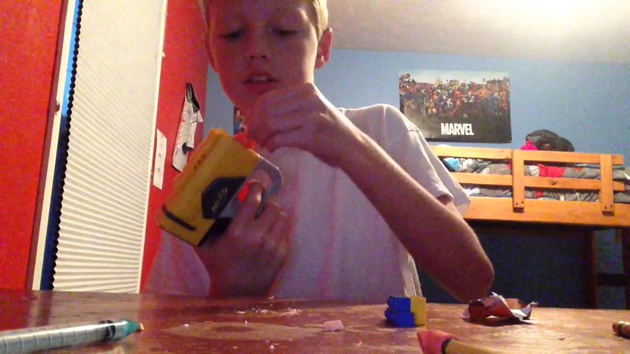 how to make a nerf gun look real