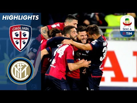 Cagliari 2-1 Inter | Still no Icardi as Pavoletti's volley sinks Inter | Serie A