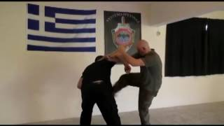 "Vadim Starov Systema Spetsnaz Hellas/Patras  ""Self defense against stick"""