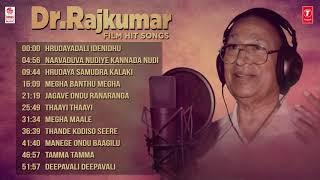 Dr.Rajkumar Film Hit Songs Jukebox | Dr.Rajkumar Old Super Hit Songs | Kannada Old Movie Songs
