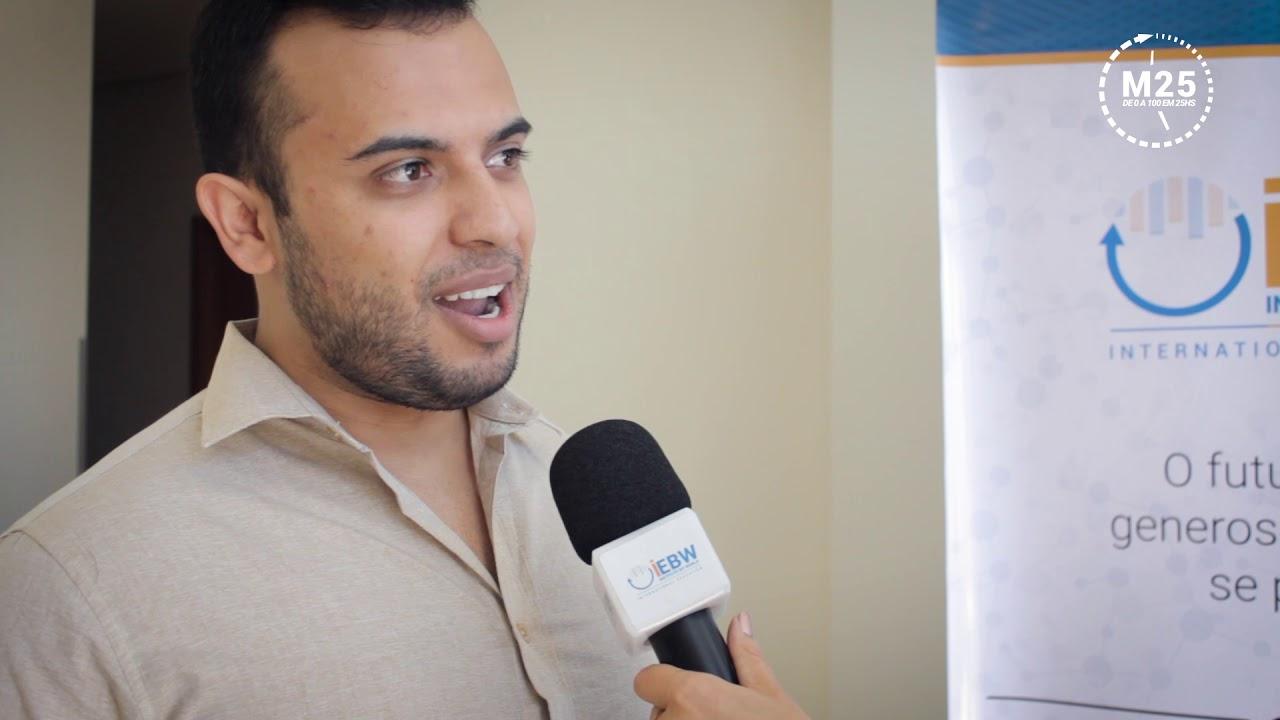 Formação trouxe alinhamento à minha prática jurídica - Aluno Leandro Muniz PR