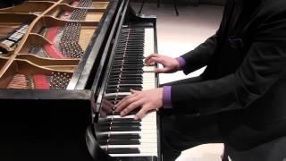 Vivaldi Bach Feinberg Concerto in A minor BWV.593 - Andreas Xenopoulos