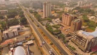 The City of Lagos, Nigeria