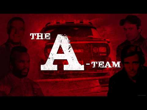 THE A TEAM - (2010 Main Theme Song)