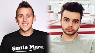 YouTubers FIGHT CAUGHT on CAMERA! Roman Atwood, Nadeshot, RiceGum Confronted