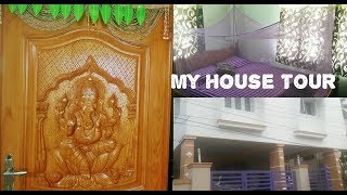 House Tour Video | Chennai Apartment-South Indian Home