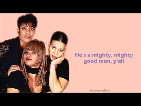 Salt-N-Pepa - Whatta Man (feat. En Vogue) Lyrics Video