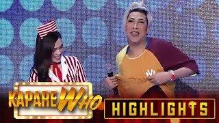 Vice Ganda does the Binatang Pilipino challenge | It's Showtime KapareWho