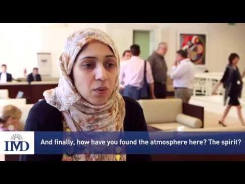 Interview with Fareda Abdullah from Majid Al Futtaim Ventures LLC