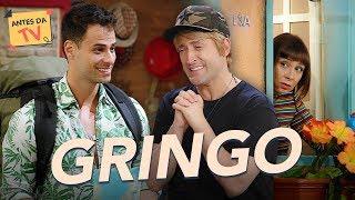 Um GRINGO aparece na vila e deixa todo mundo ouriçado | A Vila | Nova Temporada | Humor Multishow