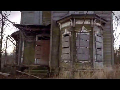 Abandoned haunted house of Nova.