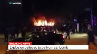 At least 28 die, 61 injured in terror attack in Turkey's capital Ankara