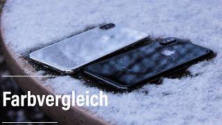iPhone X Farbvergleich | welches Modell sollte ich mir kaufen? | ionitech | (deutsch)