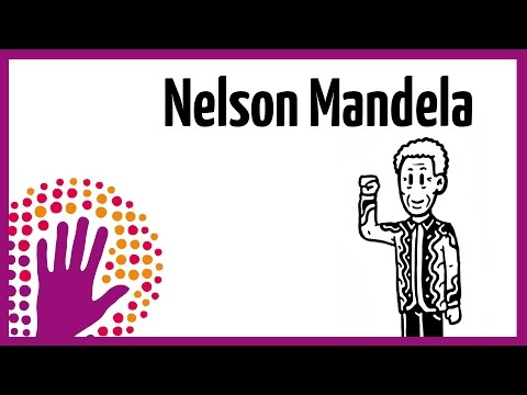 How Nelson Mandela Fought for Equality and Freedom
