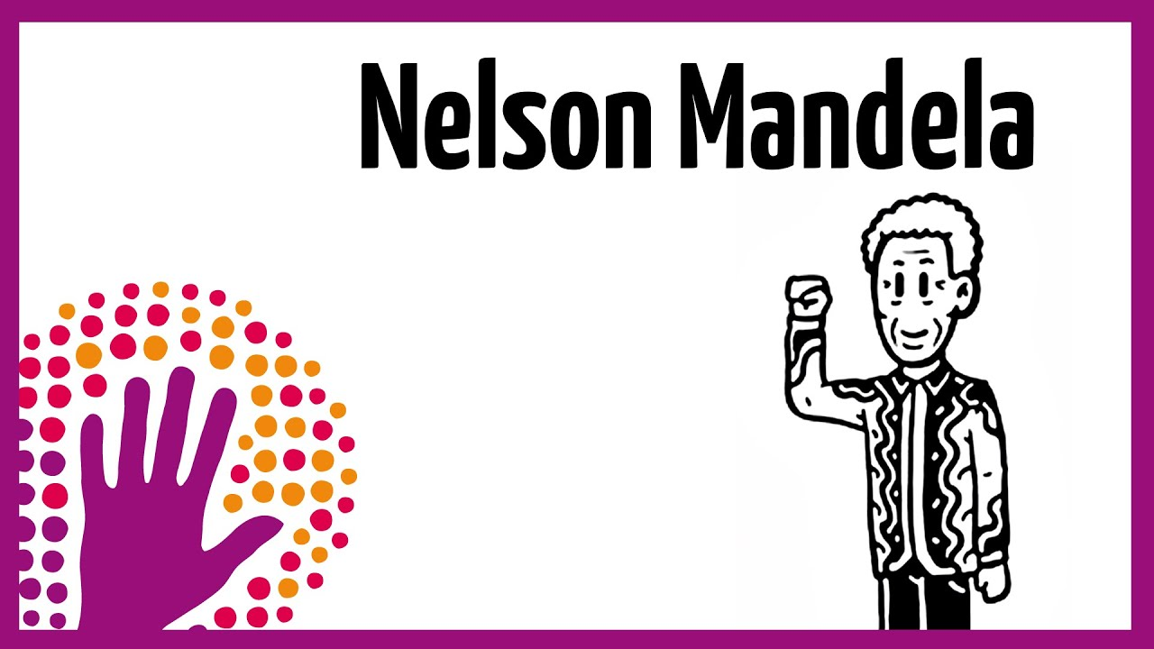 How Nelson Mandela Fought for Equality and Freedom - YouTube