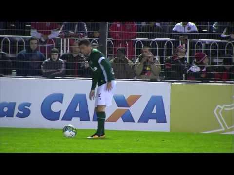Os Gols Brasil de Pelotas 2 x 1 Goiás Campeonato Brasileiro Série B 02/09/2016