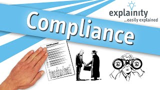 Compliance explained (explainity® explainer video)