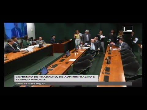 TRABALHO, ADMINISTRAÇÃO E SERVIÇO PÚBLICO - Reunião Deliberativa - 06/06/2018 - 10:31