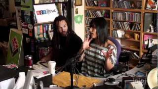 Ana Tijoux: NPR Music Tiny Desk Concert