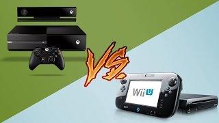 Xbox One vs. Wii U (2015-2016)