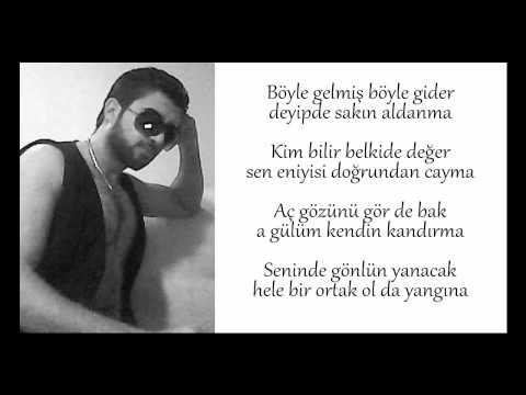 Tarkan - uyan (lyrics)