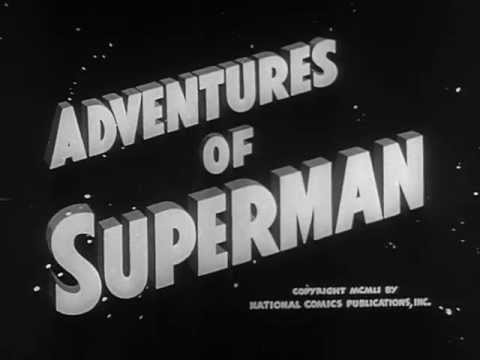 Adventures of Superman Intro