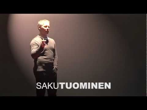 Dreaming and Doing: Saku Tuominen at TEDxTransmedia2012