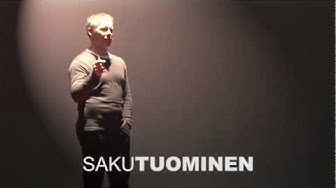 Dreaming and Doing: Saku Tuominen at TEDxTransmedia2012