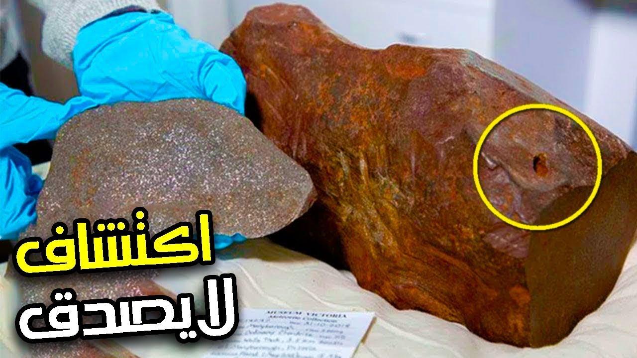 رجل احتفظ لسنوات بصخرة أعتقد انها ذهب، ولكن عندما اكتشف حقيقتها لم يصدق نفسه !!