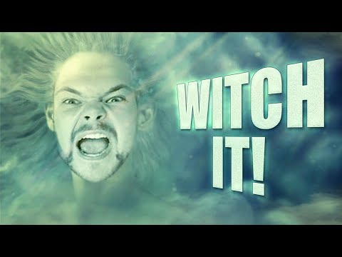HWSQ #243 - TOBI RASTET AUS ● Let's Play Witch it