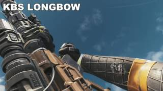 Call Of Duty Infinite Warfare All Weapons In Slow Motion [ GUN SOUNDS, 2K, 60 FPS, ULTRA DETAILS]