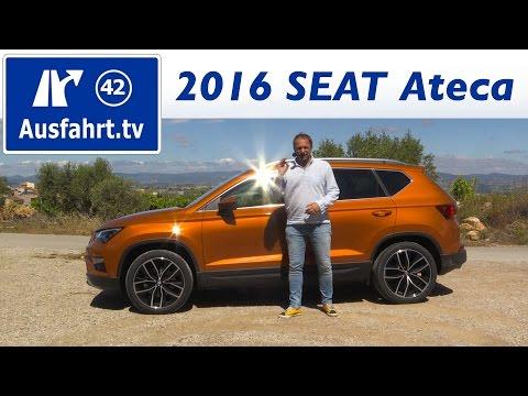Bild: SEAT Ateca 2.0 TDI 2016 - 190 PS 4DRIVE Xcellence - Fahrbericht zum Zugfahrzeug