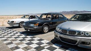 homepage tile video photo for Top Gear America   Behind-the-Scenes: Future Classics Showdown!   Valvoline