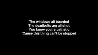 lordi something wicked this way comes   lyrics on screen   hd