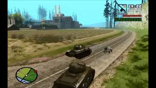[long version] WWII sound mod for GTA San Andreas (final version)