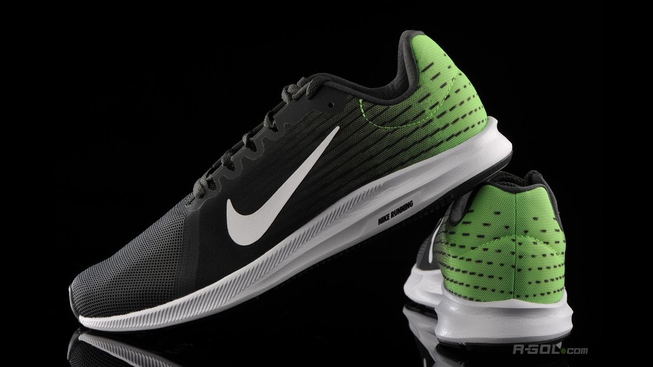 Unboxing Sneakers NIKE Downshifter 8 908984 013