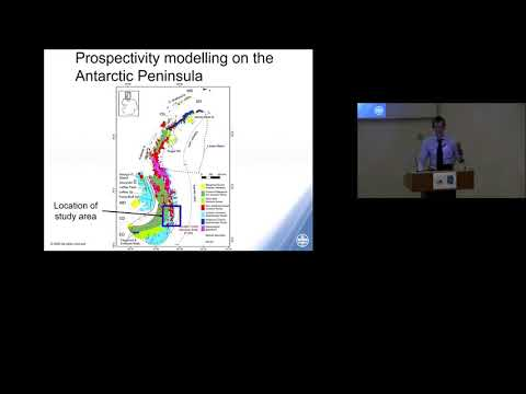 William Smith 2018: Mineral prospectivity mapping at the frontier - Tom Bide (BGS)