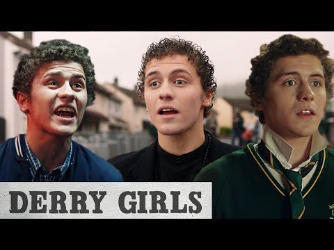Derry Girls | The Very Best Of James