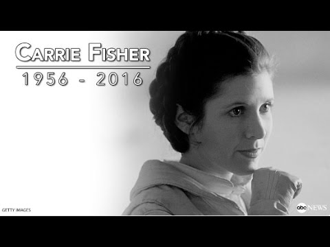 Carrie Fisher Dies at 60 | ABC News