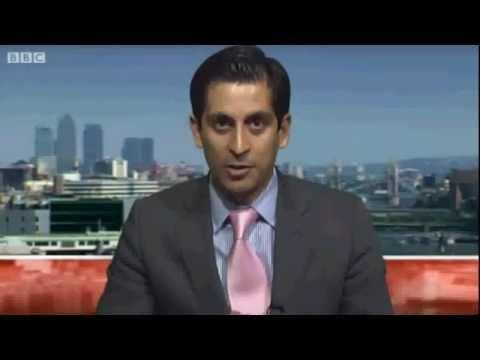 Trader of the BBC says Eurozone Market will Crash BBC News Version